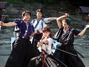 紅桜剣舞会
