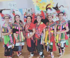 台湾民族舞踊 Amisグループ
